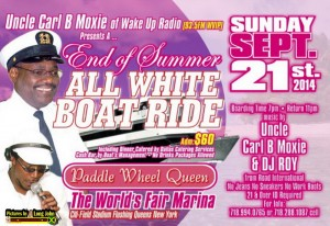 2014 END OF SUMMER BOATRIDE